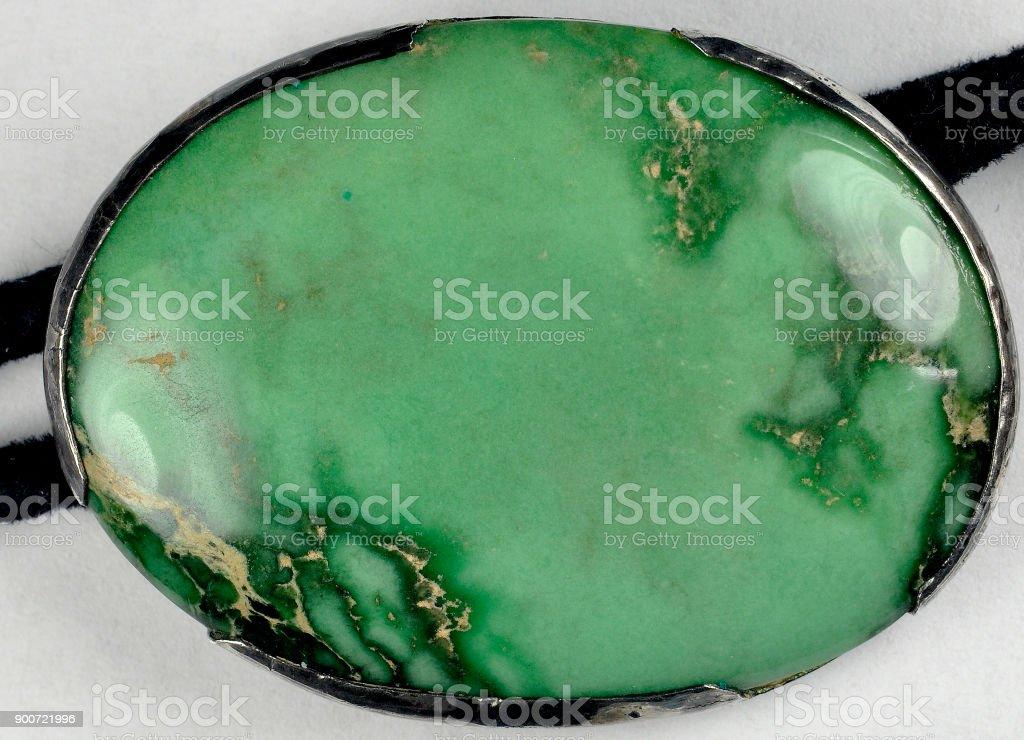 Yeşil turkuaz taş stok fotoğrafı