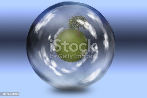 182110964 istock photo Green under glass 187478683
