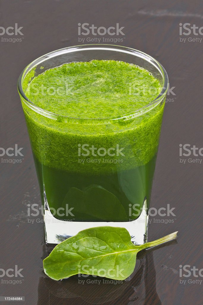 green vegetables  juice stock photo
