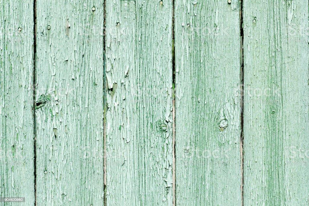 Green vintage board. Vertically arranged. Texture. Background