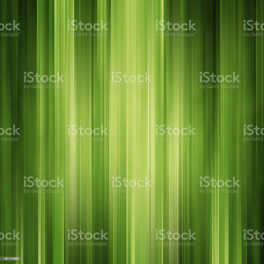 Green virtual technology space background stock photo