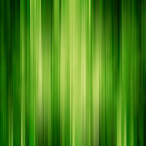 Green virtual technology space background Virtual technology space background bamboo material stock pictures, royalty-free photos & images