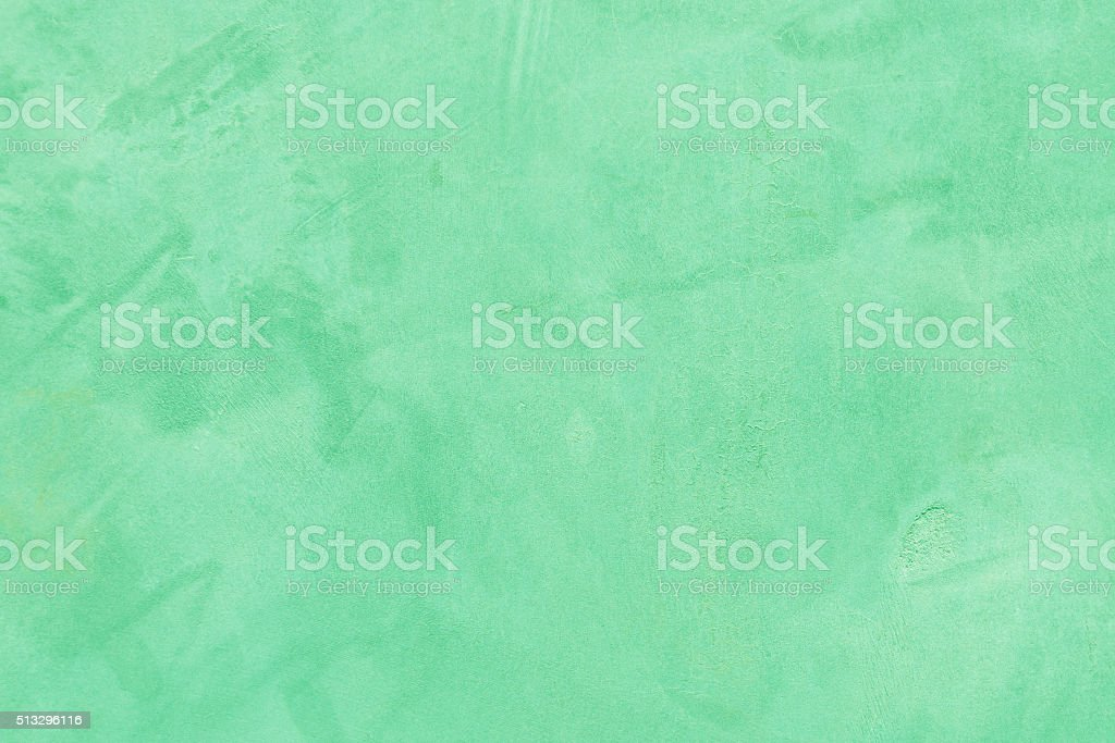 green wall background stock photo
