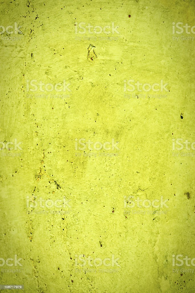 Green wall royalty-free stock photo