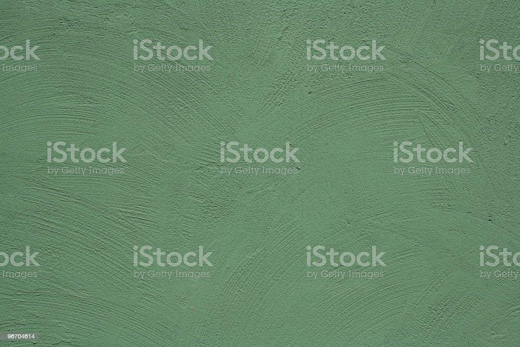 Green Wall royalty-free stock photo