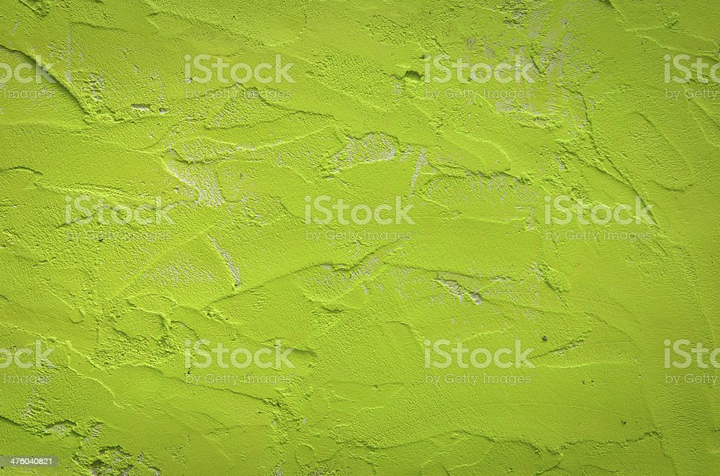Green wall texture background royalty-free stock photo