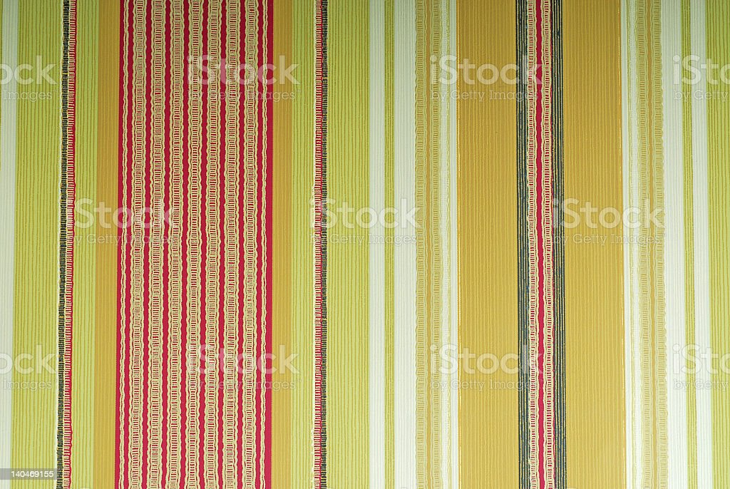 Green wallpaper with vertical lines royalty-free stock photo