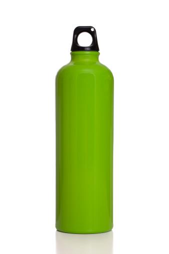 istock Green Water Bottle 133915789