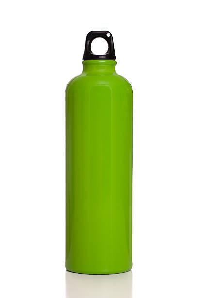 verde garrafa de água - sports water bottle - fotografias e filmes do acervo