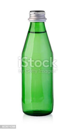1073474208 istock photo green water bottles 922674288