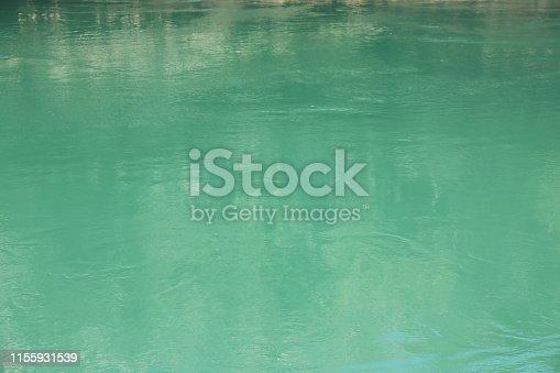 959508862 istock photo Green water 1155931539