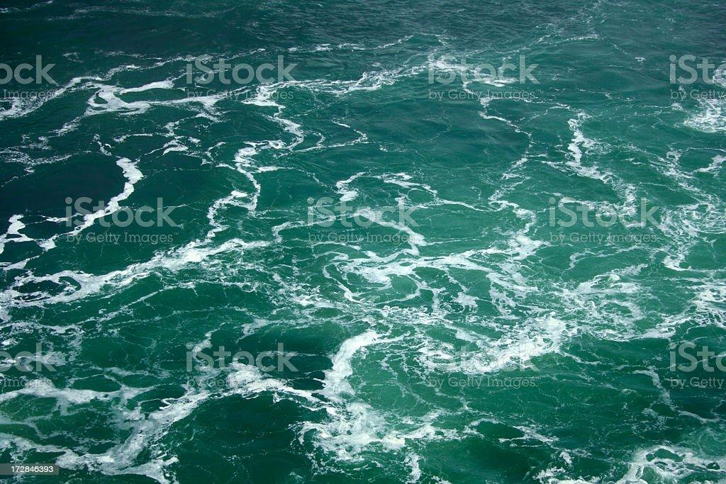 Green Water stock photo