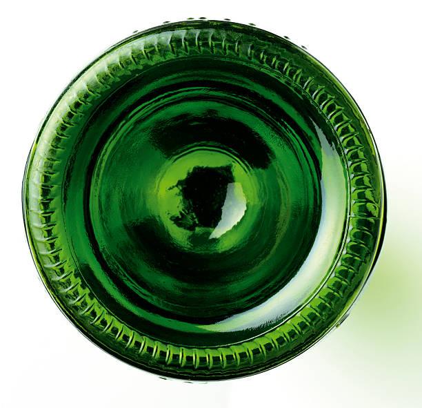 Vert bouteille de vin - Photo