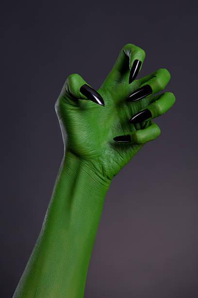 Green witch hand with sharp black nails real bodyart picture id469503314?b=1&k=6&m=469503314&s=612x612&w=0&h=hnxcgpwgjahu4veg0sqtjdtfoky6hiqssbmwkv3oqwo=