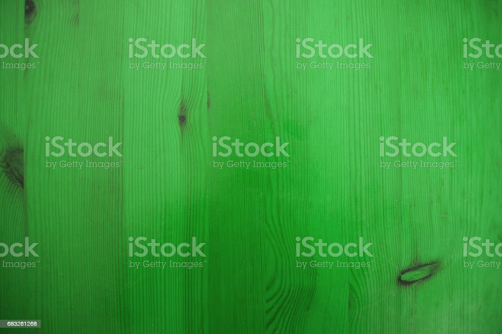 Green wood texture. Green wood background. Closeup view of green wood texture and background. Abstract background and texture for designers. Texture of green vintage handmade table. Rustic table. Lizenzfreies stock-foto