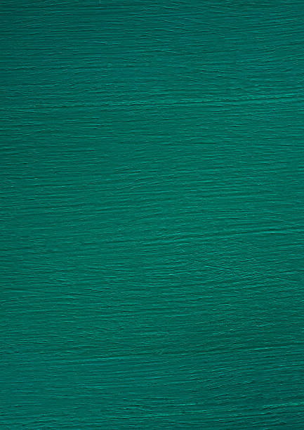 Green Wooden Painted Background stock photo