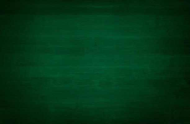 green wooden wall background. - st patricks day stock photos and pictures