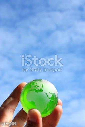 638813890istockphoto Green world 183800256