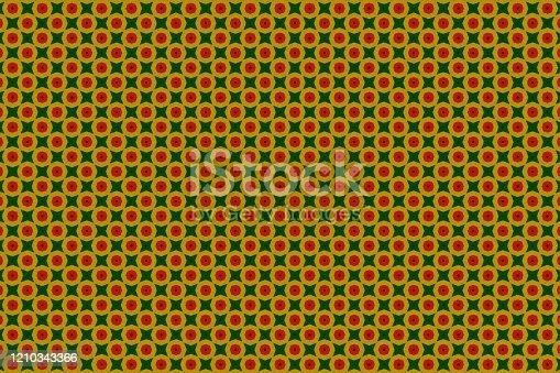 182677415 istock photo Green yellow red reggae seamless background 1210343366