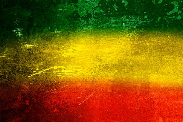 Green, yellow, red texture background,Reggae background Green, yellow, red texture background,Reggae background rastafarian stock pictures, royalty-free photos & images