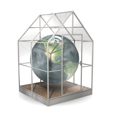 Greenhouse Effect Stock Photo - Download Image Now