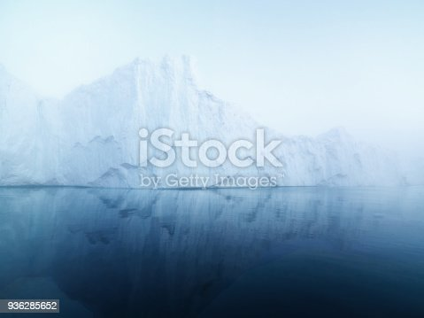 istock Greenland Ice and glacier 936285652
