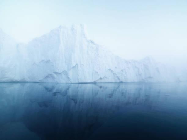 グリーンランドの氷や氷河 - アイスクライミング ストックフォトと画像