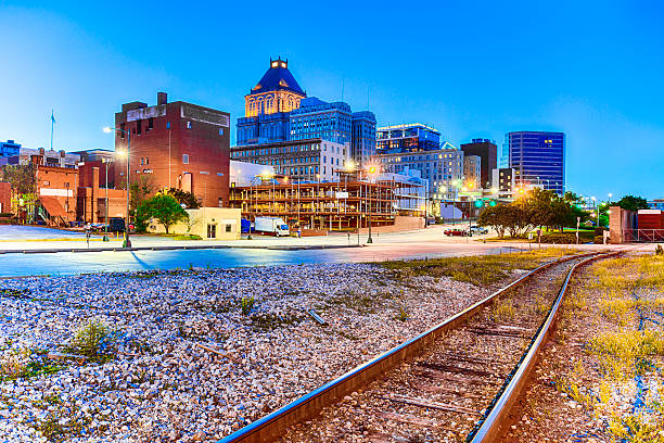Greensboro, North Carolina stock photo