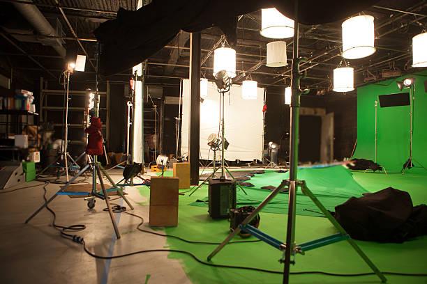 Greenscreen-Studio – Foto