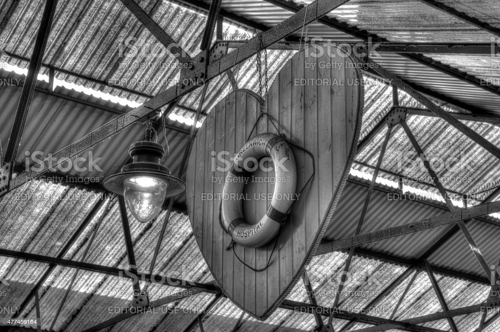 Mercado de Greenwich - foto de acervo