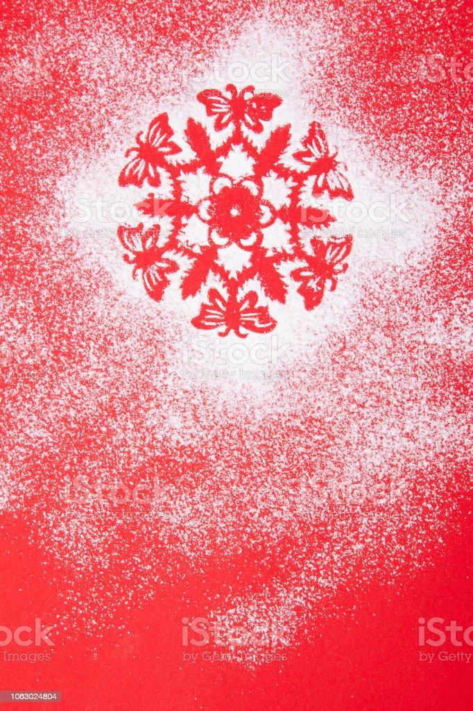 Frohe Weihnachten Schablone.Grusskarte Leer Frohe Weihnachten Und Gluckliches Neues Jahr