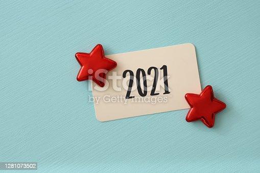 2021 greeting card