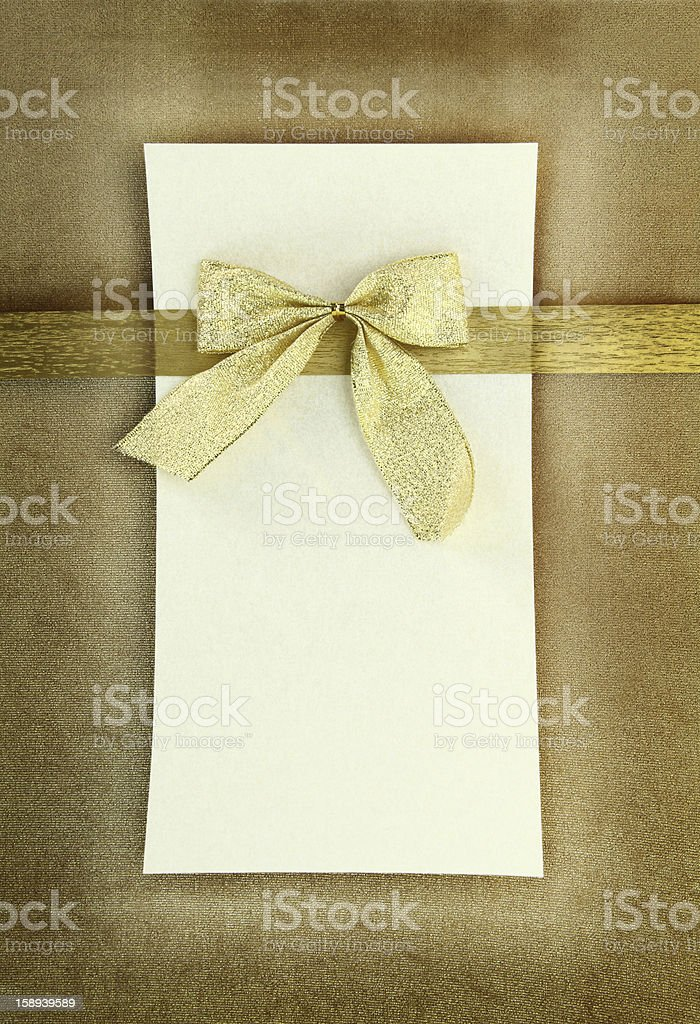 Greeting card royalty-free stock photo