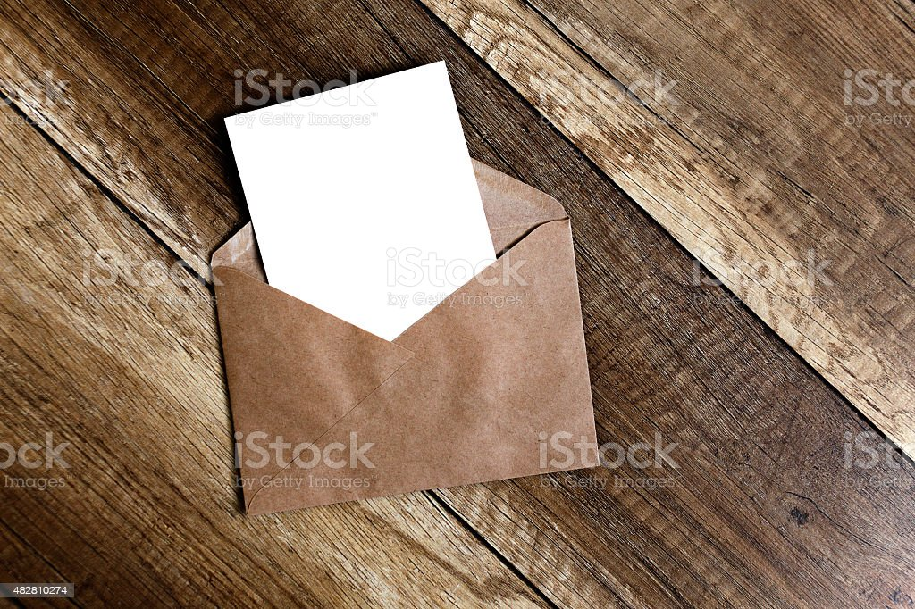 greeting card stock photo