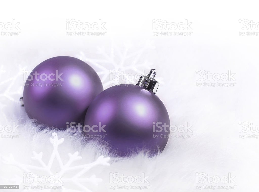 Greeting christmas decorations royalty-free stock photo