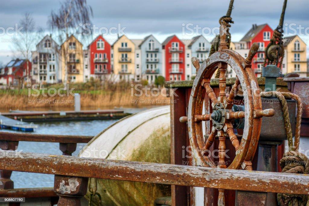 Greifswald HDR stock photo