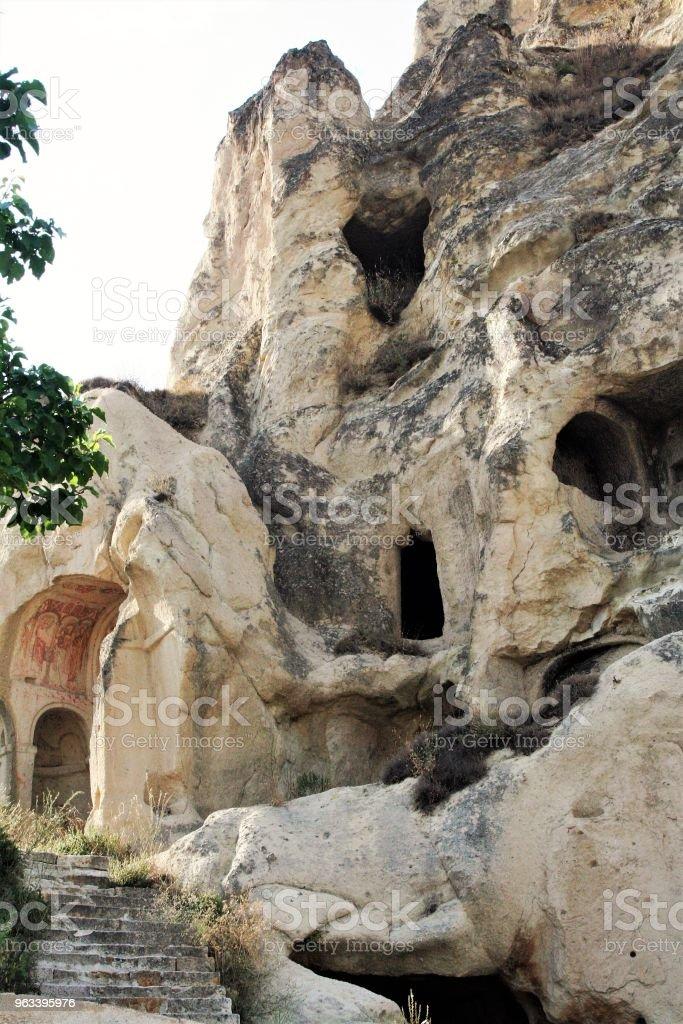 Dolina Göreme - Zbiór zdjęć royalty-free (Anatolia)