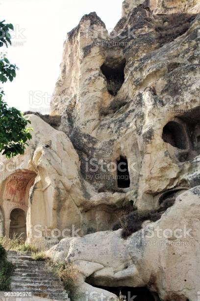 Dolina Göreme - zdjęcia stockowe i więcej obrazów Anatolia