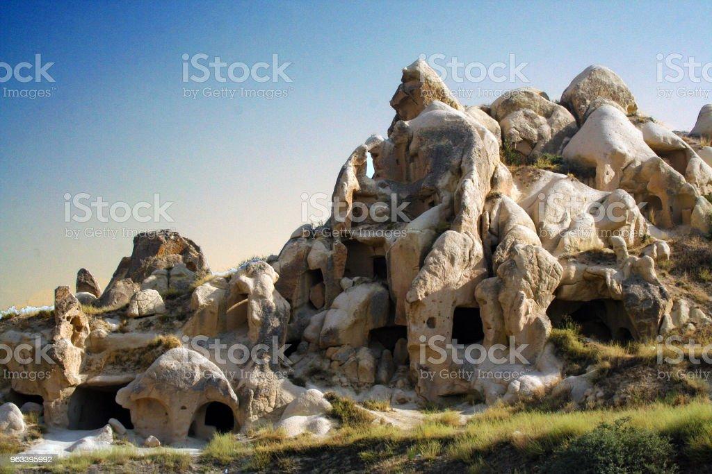 Göreme valley - Zbiór zdjęć royalty-free (Anatolia)