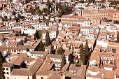 Views of Granada city