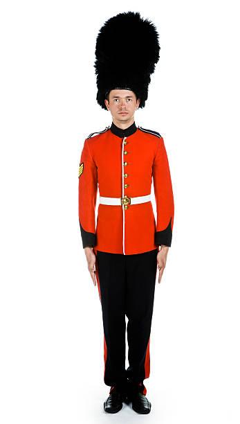 Fucks british royal guard uniform