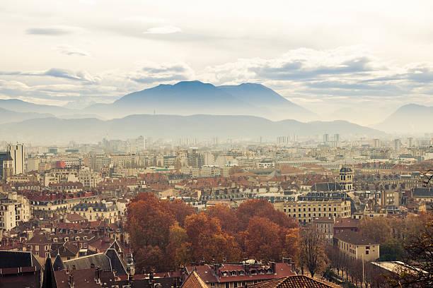 Grenoble Stadt – Foto