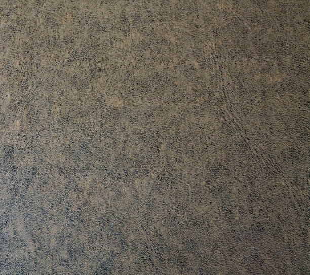 Grey and Brown Leather Background stock photo