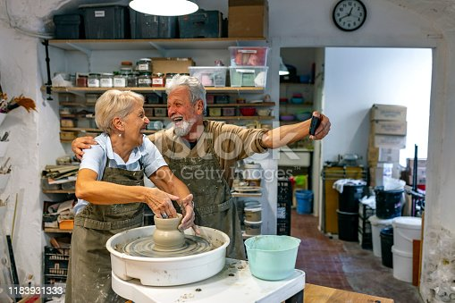 511679304istockphoto Grey and still going 1183931333