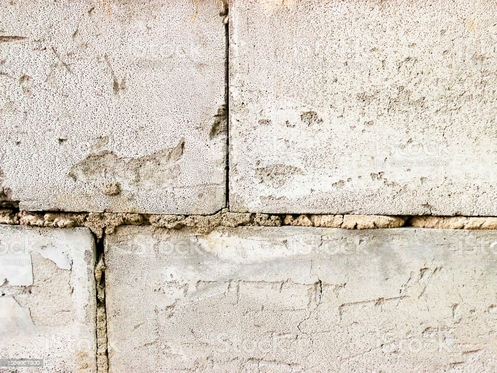 Grey Brick Wall Texture Background Tiled Close Up Stock Photo Download Image Now