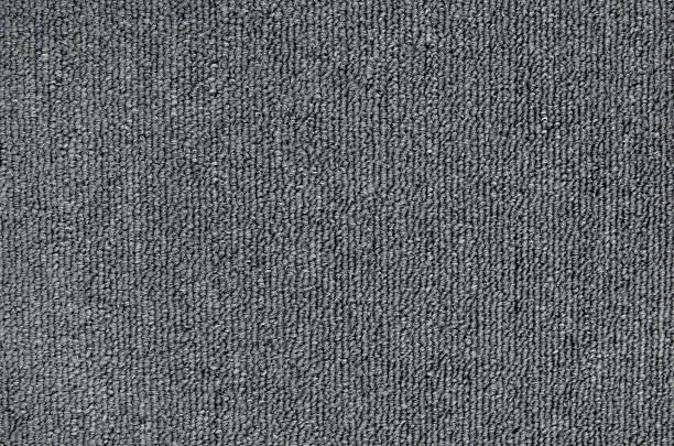 Grauer Teppich – Foto