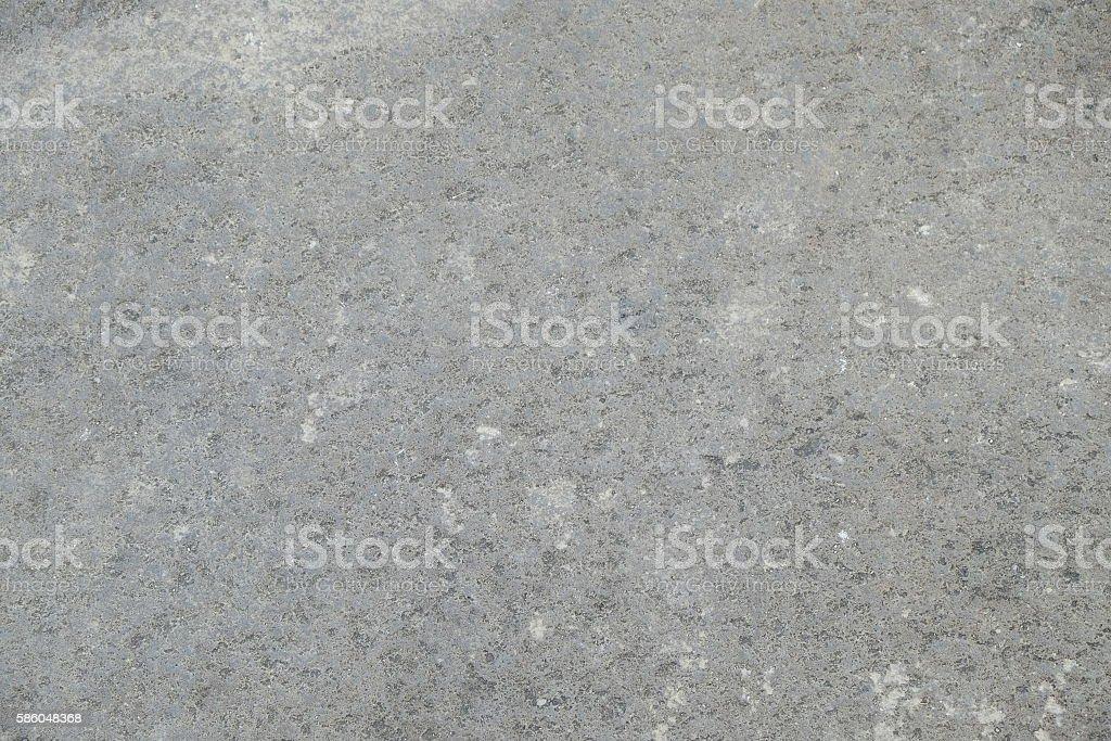 Grey cement floor stock photo