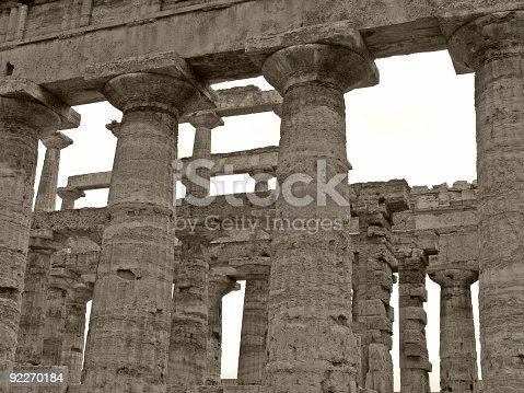 Paestum - Italy.