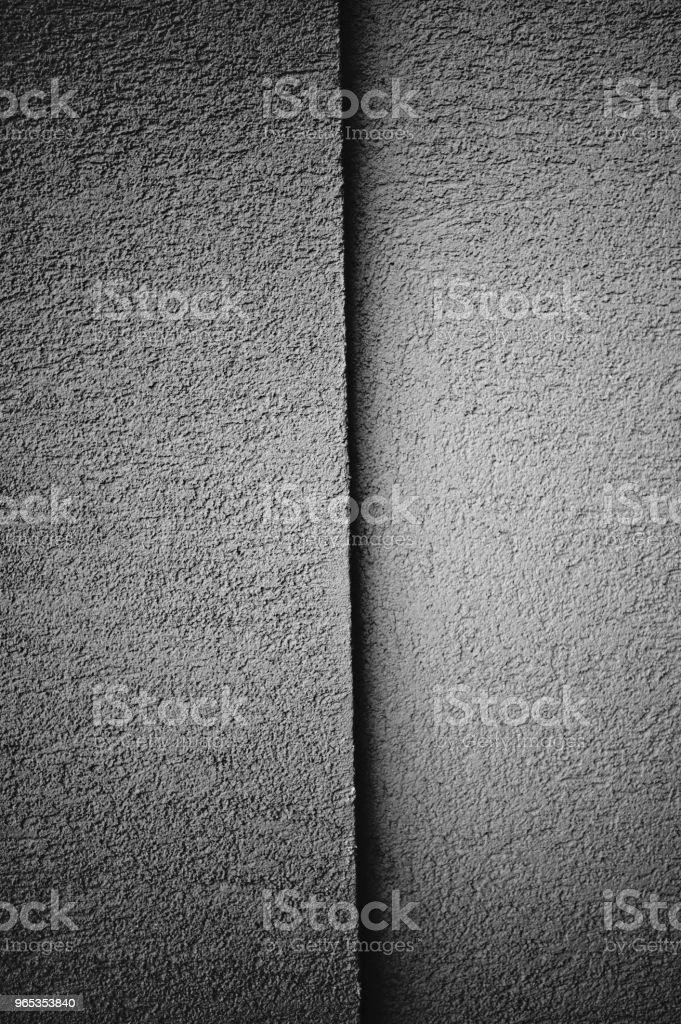 Grey Concrete Tile Floor, Wall, Fence zbiór zdjęć royalty-free