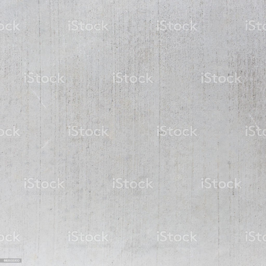 Grey concrete wall background with vertical streak stock photo